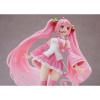 Afbeelding van Vocaloid statue PVC Hatsune Miku Sakura Miku B Cherry Blossoms Ver. 20 cm
