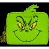 Afbeelding van Dr Seuss Loungefly x Dr. Seuss de Grinch cosplay zip-Around portemonnee