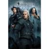 Afbeelding van The Witcher: Key Art 91 x 61 cm Poster