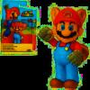Afbeelding van Nintendo 2 1/2-Inch Mini-Figure - Raccoon Mario