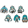 Afbeelding van Hatsune Miku: Nendoroid Plus Collectible Keychain - Band Together Vol. 03 Asst.