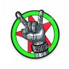 Afbeelding van Cyberpunk 2077: Silverhand Emblem Magnet