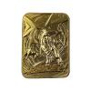Afbeelding van Yu-Gi-Oh! Replica Card Bue-Eyes White Dragon (gold plated)