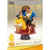 Afbeelding van DISNEY - D-Select - Beauty and the Beast Diorama - 18cm