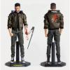 Afbeelding van Cyberpunk 2077: Male V and Motorcycle 1:6 Scale Figure Set