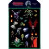 Afbeelding van Castlevania: Symphony of the Night Magnet Set