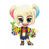 Afbeelding van Birds of Prey figurine Cosbaby Harley Quinn (Caution Tape Jacket Version) 11 cm