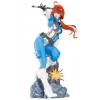 Afbeelding van G.I. Joe Bishoujo PVC Statue 1/7 Scarlett 25th Anniversary Sky Blue Color Ver. 23 cm