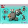 Afbeelding van Tom and Jerry: Teddy Bear Plush Figure Asst.