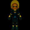 Afbeelding van Funko Rick & Morty Action Figure Space Suit Morty 10 cm
