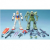 Afbeelding van Gundam: High Grade - Gunpla Starter Set 1:144 Model Kit