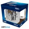 Afbeelding van DISNEY - Mug - 320 ml - Tinkerbell - subli silver - box