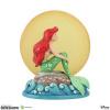 Afbeelding van Disney: The Little Mermaid - Ariel Sitting on Rock by Moon Figurine