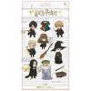 Afbeelding van Harry Potter: Chibi Caracters Magnet Set