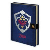 Afbeelding van ZELDA - Notebook A5 Premium - Hylian Shield