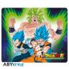 Afbeelding van DRAGON BALL BROLY - Mousepad - Broly VS Goku & Vegeta