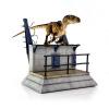 Afbeelding van Jurassic Park: Breakout Raptor Statue