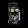 Afbeelding van POP Keychain: Marvel Lucha Libre - Hulk