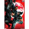 Afbeelding van Marvel: Wolverine vs. Blade Unframed Art Print