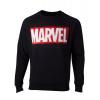 Afbeelding van Marvel - Chenille Box Logo Men's Sweater - S