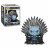 Afbeelding van POP Deluxe: GOT S10 - Night King Sitting on Throne