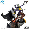 Afbeelding van DC Comics: Batman vs Joker 1:6 Scale Battle Diorama