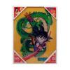 Afbeelding van Dragon Ball: Kid Goku and Shenron Glass Poster 30 x 40 cm
