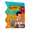 Afbeelding van Pee-Wee's Playhouse: Pee-Wee 3.75 inch ReAction Figure