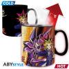 Afbeelding van Yu-gi-oh! - Mug Heat Change - 460 ml Yugi vs Kaïba