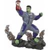 Afbeelding van Marvel Avengers Endgame Milestones Hulk 16-Inch Limited to 1000 Resin Statue