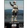 Afbeelding van Star Wars: The Mandalorian - Scout Trooper 1:6 Scale Figure