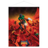 Afbeelding van Doom - Wallscroll - Retro