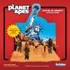 Afbeelding van Planet of the Apes: Statue of Liberty ReAction Playset