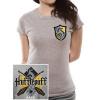 Afbeelding van Harry Potter Ladies T-Shirt House Hufflepuff