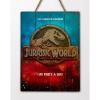 Afbeelding van Jurassic World: Life Finds a Way Wooden Art