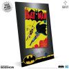 Afbeelding van DC Comics: Batman 1st Comic Cover Silver Foil Framed Print