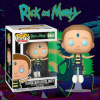 Afbeelding van POP Animation: Rick & Morty - Flying Death Crystal Morty Excl.