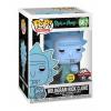 Afbeelding van POP Animation: Rick & Morty - Hologram Rick Clone (Glow-in-the-Dark)