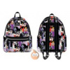 Afbeelding van Loungefly Villains AOP Mini Faux Leather BackPack