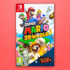 Afbeelding van Super Mario 3D World + Bowser's Fury (Nintendo Switch)