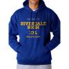 Afbeelding van Riverdale - Varsity Logo - Hooded Sweatshirt - Blue