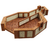 Afbeelding van Warlock Tiles: Town and Village III - Angles Expansion