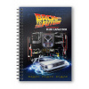 Afbeelding van Back to the Future: Powered by Flux Capacitor Spiral Notebook