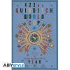 Afbeelding van HARRY POTTER - Poster « Quidditch World Cup » (91.5x61)*