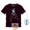 Afbeelding van Fortnite Rabbit Raider Black - Kids T-Shirt (152cm/12y)
