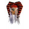 Afbeelding van The Terror of Hallows Eve: Sad Trickster Mask