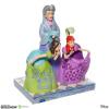 Afbeelding van Disney: Cinderella - Lady Tremaine with Anastasia and Drizella Statue