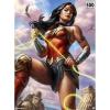 Afbeelding van DC Comics: Wonder Woman #755 Unframed Art Print