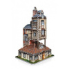 Afbeelding van Harry Potter Puzzle 3D The Burrow (Weasley Family Home)