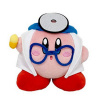 Afbeelding van Kirby: Kirby 5 inch Doctor Plush